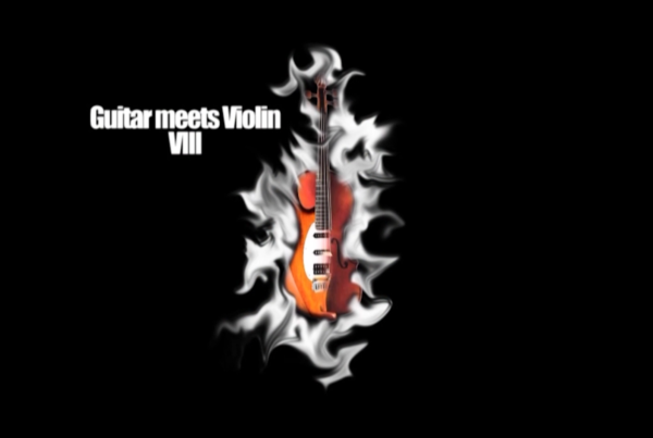 Guitar meets Violin